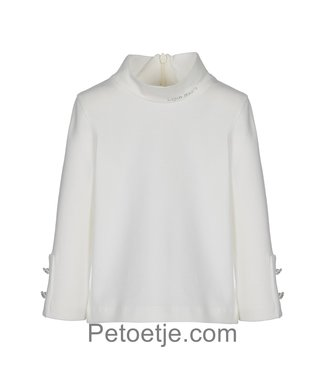 LAPIN HOUSE Ecru Sous Pull Top