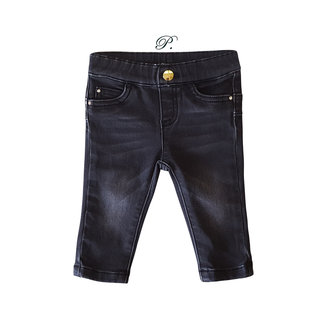 LIU JO Baby Meisjes Zwarte Denim Jeans