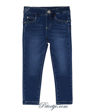 LIU JO Girls Blue Denim Jeans