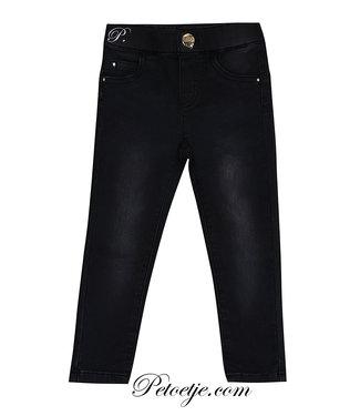 LIU JO Meisjes Zwarte Denim Jeans