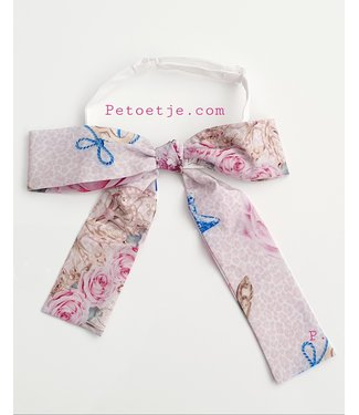 BALLOON CHIC Neck Ribbon for Blouse - Fairytale