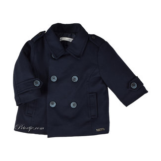 BARCELLINO Baby Boys Blue Jacket
