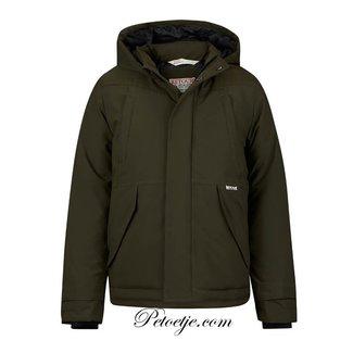 RETOUR Jeans Boys Army Green Coat
