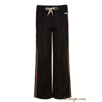 RETOUR Jeans Girls Black Culottes Trousers