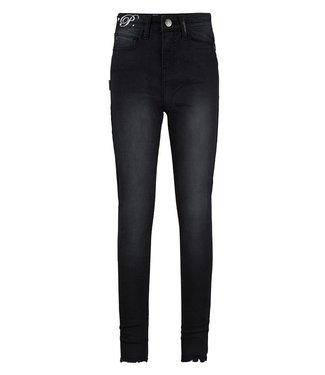 RETOUR  Meisjes Zwarte Skinny Jeans