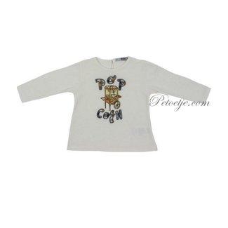 DR. KID White Jersey T-Shirt