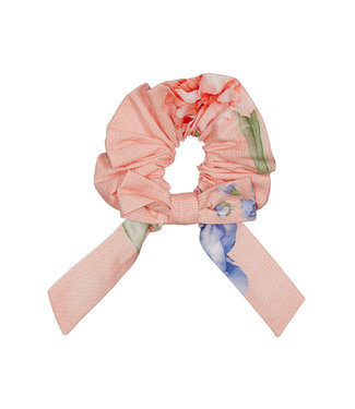 LAPIN HOUSE Girls Orange Floral Hearband
