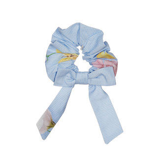 LAPIN HOUSE Girls Blue Floral Hearband