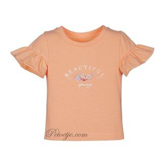 LAPIN HOUSE Meisjes Oranje Top - Beautiful