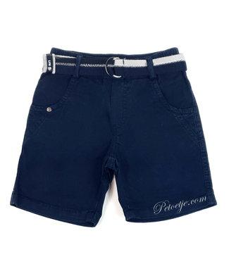 LAPIN HOUSE Jongens Blauwe Bermuda Short