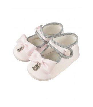 BARCELLINO Baby Roze Pre Walker Schoenen