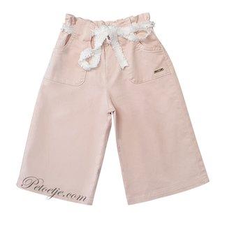 LIU JO Girls Pink Culotte Trousers