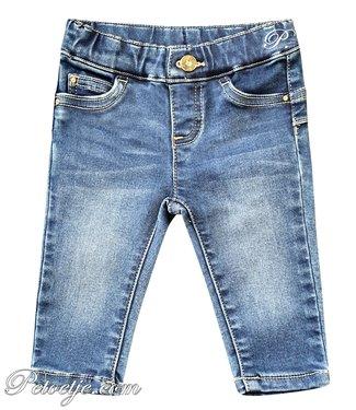 LIU JO Baby Meisjes Blauwe Denim Jeans