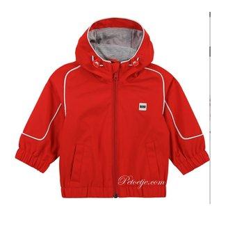 HUGO BOSS Kidswear  Baby Jongens Rode Logo Jas