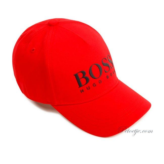 HUGO BOSS Kidswear  Rode Logo Pet