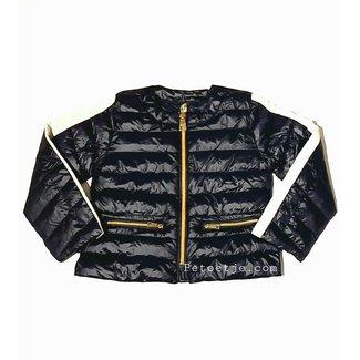 LIU JO Navy Blue Padded Summer Jacket