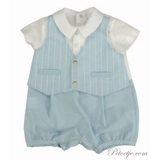 BARCELLINO Baby Boys Blue Shortie
