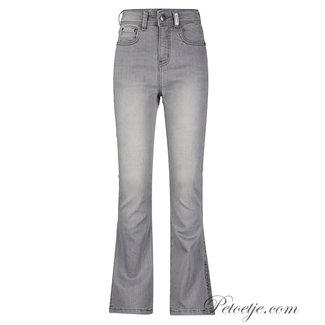 RETOUR Jeans Meisjes Grijze Denim Jeans - Sharmilla