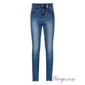 RETOUR Jeans Meisjes Blauwe Skinny Jeans - Brianna