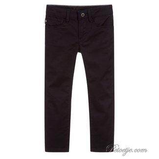 EMPORIO ARMANI Jongens Blauwe Katoenen Jeans