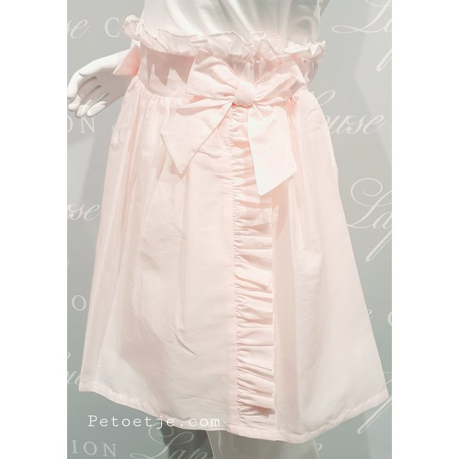 LAPIN HOUSE Meisjes Roze Ruches Rok