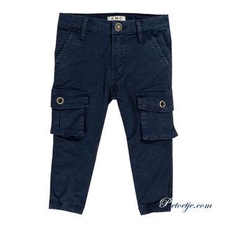EMC Boys Blue Cargo Trousers