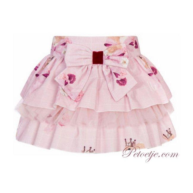 BALLOON CHIC Girls Pink Skirt - Fox