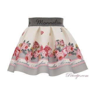 MONNALISA Baby Meisjes Bloemen Rok