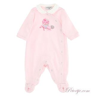 MONNALISA Meisjes Roze Baby Pakje - Cupcake