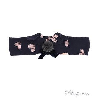 MONNALISA Baby Meisjes Blauw & Roze Haarband