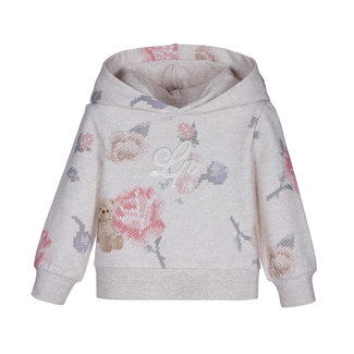 LAPIN HOUSE Beige & Pink Sweater - Bear