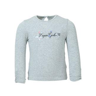 LAPIN HOUSE Meisjes Grijze T-Shirt