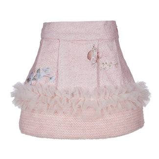 LAPIN HOUSE Roze Rok - Tule Ruches