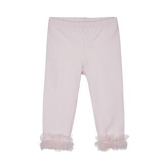 LAPIN HOUSE Meisjes Roze Legging - Tule