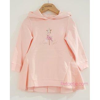 LAPIN HOUSE Royal Roze Sweaterjurk