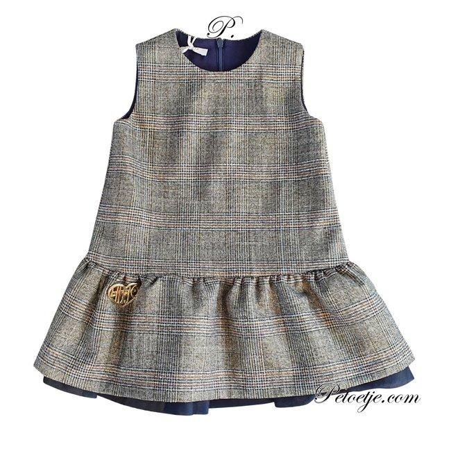 LIU JO Viscose Glitter Dress - Prince de Galles
