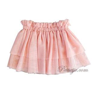 LIU JO Girls Pink Tulle Skirt