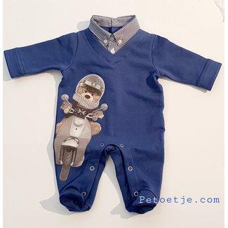 LAPIN HOUSE Jongens Blauw Baby Pakje - Gift Set