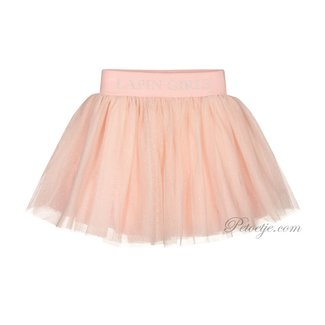 LAPIN HOUSE Roze Glitter Tule Rok