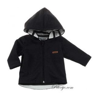 BARCELLINO Baby Jongens Zwarte Trui