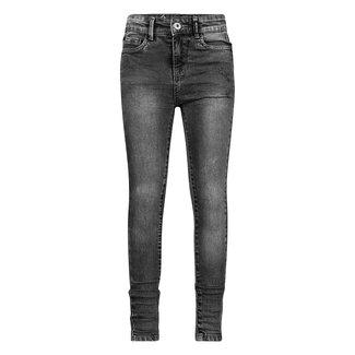 RETOUR Jeans Meisjes Grijze Skinny Jeans - Odet