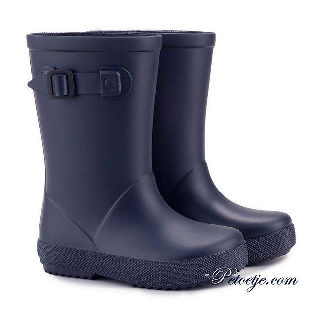 IGOR  Splash Euri Navy Blue Rain Boots