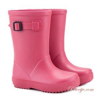 IGOR  Splash Euri Fuchsia Rain Boots - Frambuesa