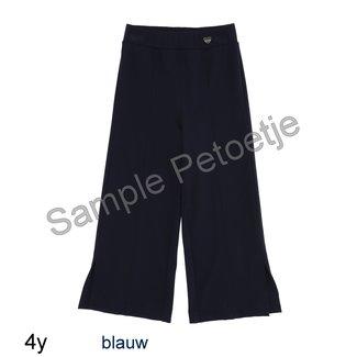 MONNALISA Girls blue Culottes Pants