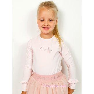 LAPIN HOUSE Meisjes Roze T-Shirt