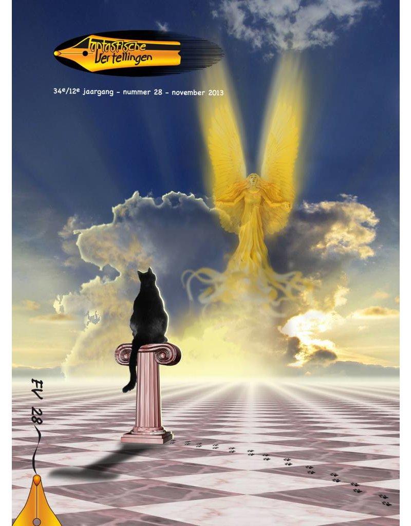 Fantastische Vertellingen - abonnement op de eerstvolgende acht nummers, inclusief verzendkosten IN BELGIË