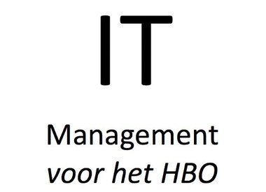 IT Management voor het HBO
