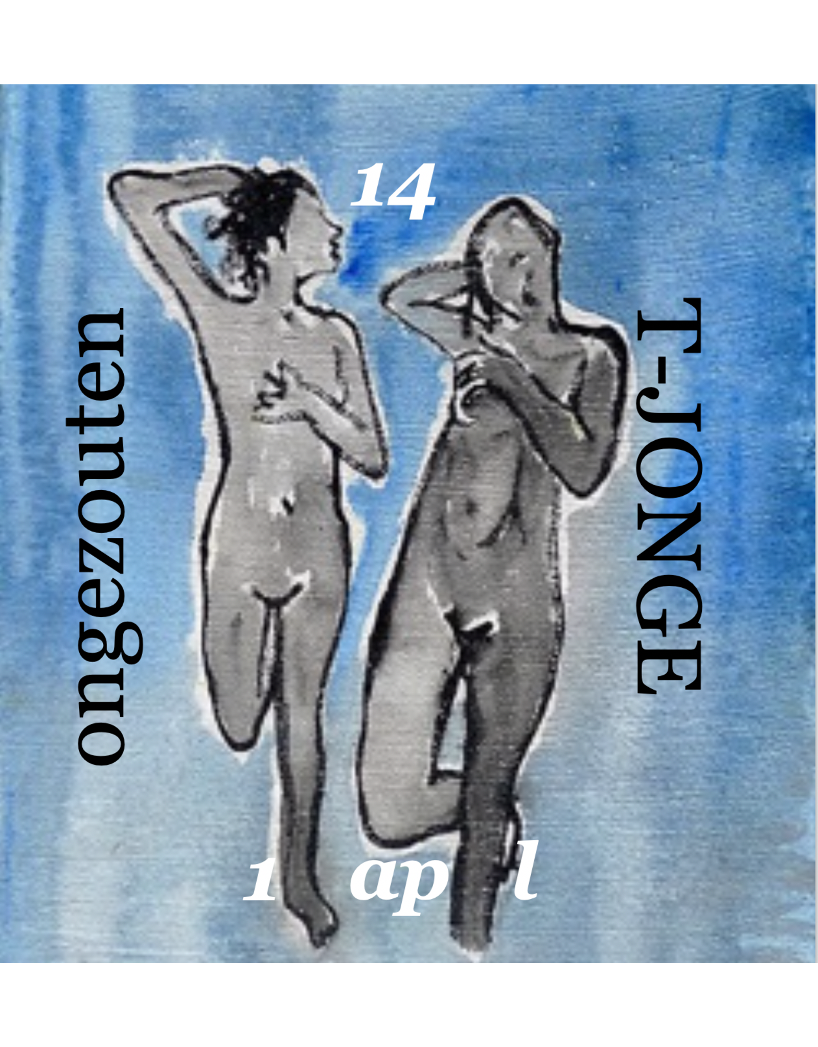 Tjonge-14 - ongezouten