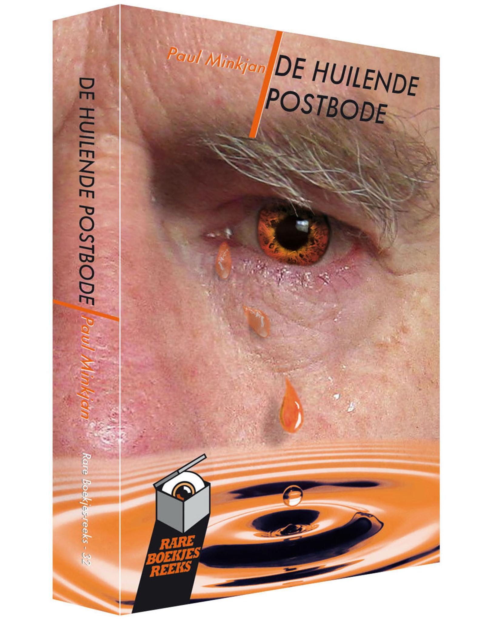 De huilende postbode. 14 Maanden bij de post.