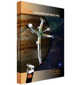 Het ruimteschip van de paus